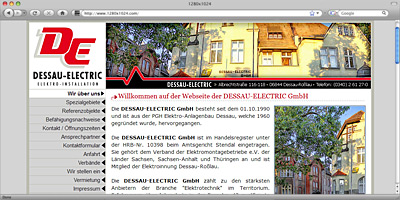 DESSAU-ELECTRIC