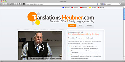 Translations Heubner